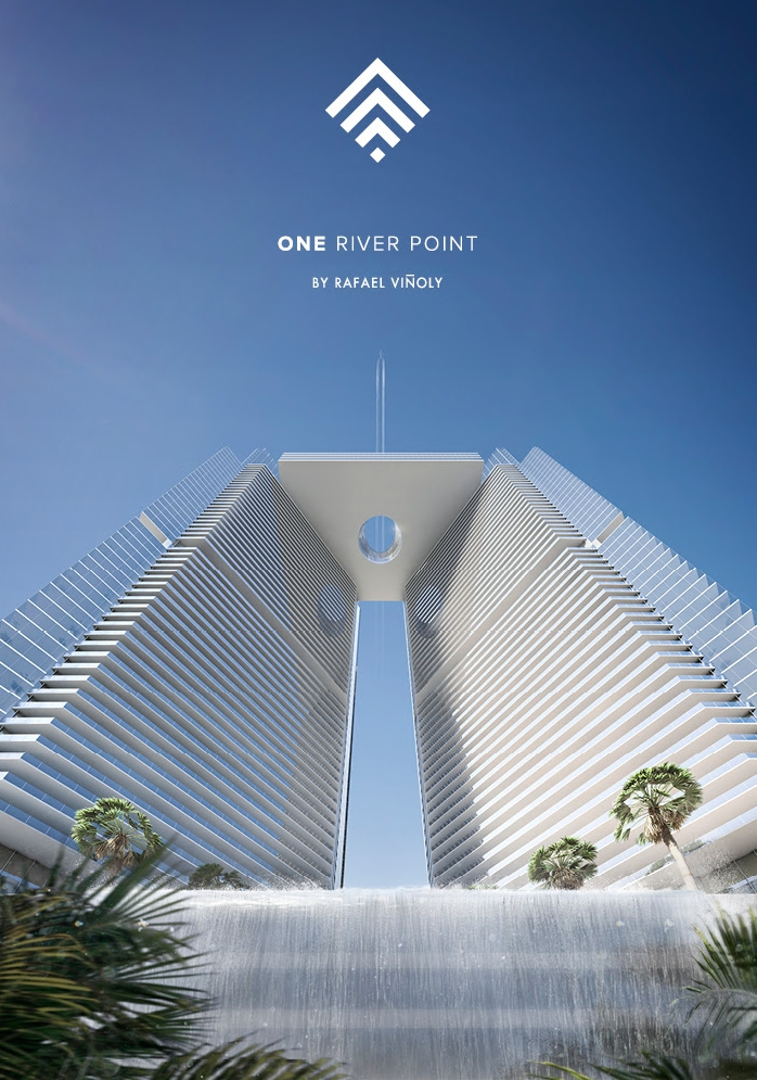 One river point one river point miami condos one river for Riverpointe